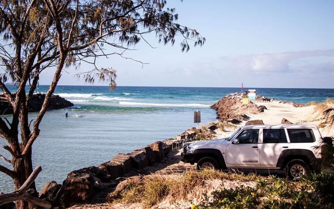 Is It Time To Ban 4WD's On Bribie Island's Beaches ?
